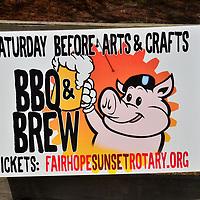 Fairhope- Burger & Brew- Doc Rogers