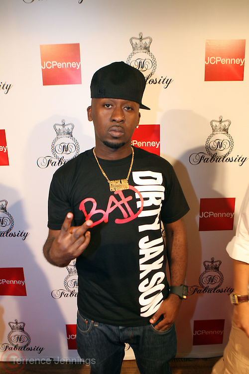 O'neal McKnight at the Kimora Lee Simmons celebration of the launch of her new fashion collections Fabulosity at JC Penny with party at Hiro on July 16, 2008..Fabulosity is a complete sportswear collection catering to authentic teen girls who want to show the world how fabulous they really are. The line hits JCPenney stores this week featuring tees, knit tops and sweaters, jeans, skirts, dresses, hoodies, jackets and outerwear. The collection embodies a lifestyle of confidence, beauty and fashion sense - at an even more fabulous price point ($29 to $108)..