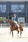 Esmee Donkers - Zaffier<br /> European Championships Dressage 2016<br /> © DigiShots