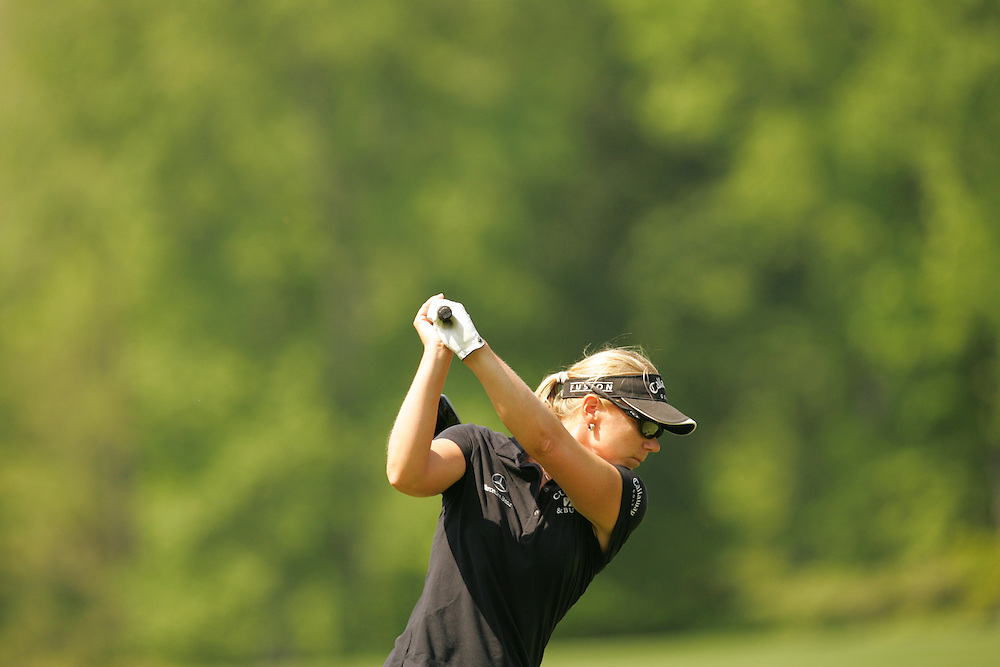 Annika Sorenstam.2005 Michelob Ultra Championship.Second Round.Kingsmill Resort.Williamsburg, VA.Saturday, May 7 2005..05-07-05..photograph by Darren Carroll.