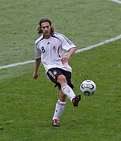 Photo: Glyn Thomas.<br />Germany v Costa Rica. Group A, FIFA World Cup 2006. 09/06/2006.<br /> Germany's Torsten Frings.