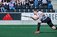 AMSTELVEEN - Mirco Pruyser (Adam)   tijdens  de hoofdklasse competitiewedstrijd hockey heren,  Amsterdam-SCHC (3-1).  COPYRIGHT KOEN SUYK