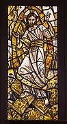 Image of resurrection of Jesus at day chapel of Resurrection Church, Allouz. (Sam Lucero photo)
