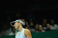 SINGAPORE-TENNIS-WTA TOUR FINALS - 23 October 2017