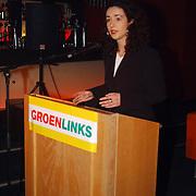 Start verkiezingscampagne GroenLinks, Femke Halsema