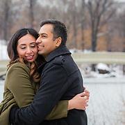Ruby and Syed - Central Park, NY