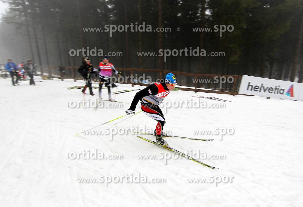 28.12.2011, DKB-Ski-ARENA, Oberhof, GER, Viessmann FIS Tour de Ski 2011, Training, im Bild Skitest in der DKB-Ski-Arena . during of Viessmann FIS Tour de Ski 2011, in Oberhof, GERMANY, 2011/12/28. EXPA Pictures © 2011, PhotoCredit: EXPA/ nph/ Hessland..***** ATTENTION - OUT OF GER, CRO *****