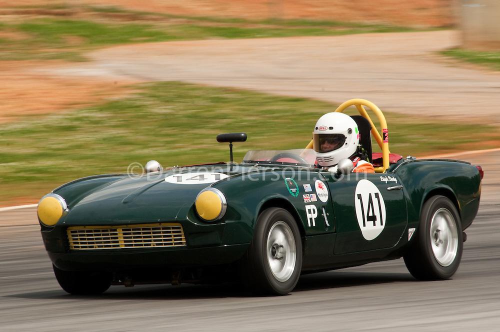 #141 '68 Triumph Spitfire: Leigh Derby