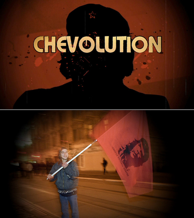 """One of my images was used in the film """"CHEVOLUTION"""" (Screenshot) about one of the most iconic and reproduced photographs ever originally by Cuban photographer Alberto Korda."""