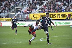 March 31, 2018 - Nancy, France - Janvier vs Koura (Credit Image: © Panoramic via ZUMA Press)