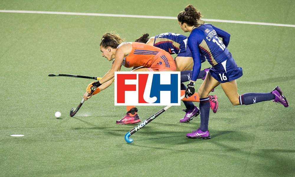 AUCKLAND - Sentinel Hockey World League final women<br /> Match id 10296<br /> 06 Usa v Netherlands<br /> Foto: Frederique Matla.<br /> WORLDSPORTPICS COPYRIGHT FRANK UIJLENBROEK