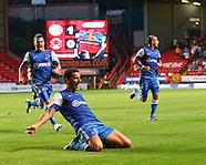 Charlton Athletic v Leyton Orient 140812