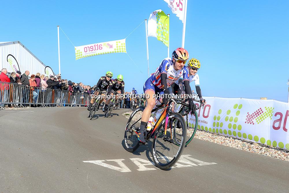 13-03-2016: Wielrennen: Acht van Dwingeloo: Dwingeloo <br />DWINGELOO (NED) wielrennen  <br />Megan Gaunier