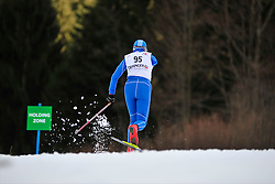 BATENKOVA luliia, UKR at the 2014 IPC Nordic Skiing World Cup Finals - Middle Distance