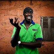 Ghana street portraits