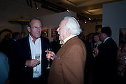 MARK LAW; PEREGRINE WORSTHORNE, Master and Commanders by Andrew Roberts book launch. Sotheby's Bond Street . London. 13 October 2008 *** Local Caption *** -DO NOT ARCHIVE -Copyright Photograph by Dafydd Jones. 248 Clapham Rd. London SW9 0PZ. Tel 0207 820 0771. www.dafjones.com