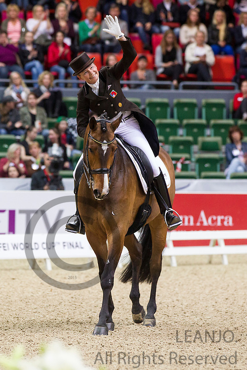 Marcela Krinke Susmeij - Smeyers Molberg<br /> Reem Acra FEI World Cup Final 2013<br /> &copy; DigiShots