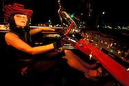 1962 Pink Cadillac Convertible, Las Vegas, Nevada, USA