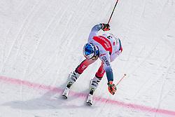 02.03.2020, Hannes Trinkl Weltcupstrecke, Hinterstoder, AUT, FIS Weltcup Ski Alpin, Riesenslalom, Herren, 2. Lauf, im Bild Alexis Pinturault (FRA, 1. Platz) // winner Alexis Pinturault of France in action during his 2nd run of men's Giant Slalom of FIS ski alpine world cup at the Hannes Trinkl Weltcupstrecke in Hinterstoder, Austria on 2020/03/02. EXPA Pictures © 2020, PhotoCredit: EXPA/ Johann Groder