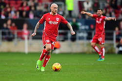 David Cotterill of Bristol City  - Mandatory by-line: Joe Meredith/JMP - 04/02/2017 - FOOTBALL - Ashton Gate - Bristol, England - Bristol City v Rotherham United - Sky Bet Championship