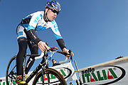 ITALY / ITALIE / ROME / CYCLING / WIELRENNEN / CYCLISME / CYCLOCROSS / CYCLO-CROSS / VELDRIJDEN / WERELDBEKER / WORLD CUP / COUPE DU MONDE / TRAINING / IPPODROMO CAPANNELLE / SIMON ZAHNER (SUI) /