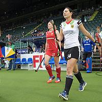 DEN HAAG - Rabobank Hockey World Cup<br /> 29 Germany - England<br /> Foto: Maike Stockel.<br /> COPYRIGHT FRANK UIJLENBROEK FFU PRESS AGENCY