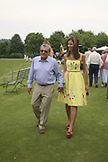 SOL AND HEATHER KERZNER, Guy Leymarie and Tara Getty host The De Beers Cricket Match. The Lashings Team versus the Old English team. Wormsley. ONE TIME USE ONLY - DO NOT ARCHIVE  © Copyright Photograph by Dafydd Jones 66 Stockwell Park Rd. London SW9 0DA Tel 020 7733 0108 www.dafjones.com