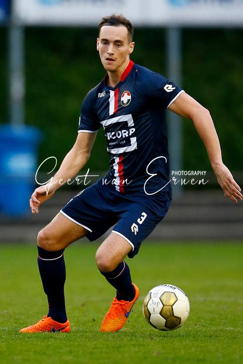 12-11-2015 VOETBAL:ACHILLES 29-WILLEM II:GROESBEEK<br /> Vriendschappelijk wedstrijd <br /> <br /> Freek Heerkens van Willem II <br /> <br /> Foto: Geert van Erven