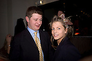 ROSE LANGLEY; PADDY MAGANN;, Brompton Bar And Grill - launch party - celeb update<br /> Brompton Bar And Grill, 243 Brompton Road, London, SW3 11 March 2009 *** Local Caption *** -DO NOT ARCHIVE-© Copyright Photograph by Dafydd Jones. 248 Clapham Rd. London SW9 0PZ. Tel 0207 820 0771. www.dafjones.com.<br /> ROSE LANGLEY; PADDY MAGANN;, Brompton Bar And Grill - launch party - celeb update<br /> Brompton Bar And Grill, 243 Brompton Road, London, SW3 11 March 2009