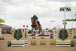 Whitaker Michael, GBR, JB's Hot Stuff<br /> Rolex Grand Prix Jumping<br /> Royal Windsor Horse Show<br /> © Hippo Foto - Jon Stroud