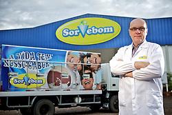 Martin Eckhardt, diretor da Sorvebom, na sede da empresa em Lajeado. FOTO: Jefferson Bernardes/Preview.com