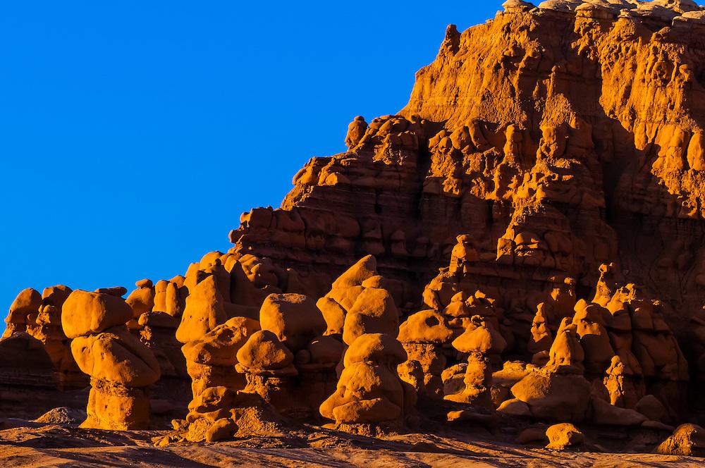 Goblin Valley State Park, near Hanksville, Utah, USA
