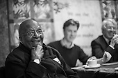 Tea with the Archbishop Desmond Tutu III