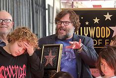 Jack Black gets star on the Hollywood Walk of Fame 18 sep 2018