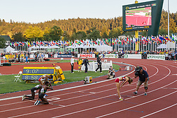 womens 3000 meters, Mary Cain, USA, wins