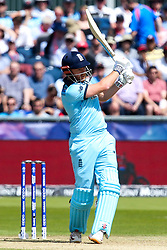 Jonny Bairstow of England batting - Mandatory by-line: Robbie Stephenson/JMP - 03/07/2019 - CRICKET - Emirates Riverside - Chester-le-Street, England - England v New Zealand - ICC Cricket World Cup 2019 - Group Stage