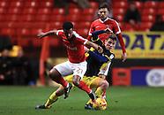 Charlton Athletic v Oxford United