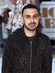 Adam Deacon attends Magic Mike XXL European Premiere at Vue West End, Leicester Square, London  on Tuesday 30 June 2015