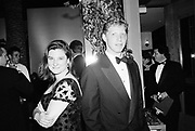 Aimee Bell and Matt Trynauer. Vanity Fair Oscar night party, Hollywood. 1994. © Copyright Photograph by Dafydd Jones 66 Stockwell Park Rd. London SW9 0DA Tel 020 7733 0108 www.dafjones.com