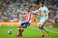Real Madrid v Atletico Madrid 190814