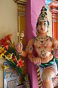 Mauritius. Hindu temple at Goodlands.