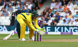 June 13, 2018 - London, England, United Kingdom - Tim Paine of Australia.during One Day International Series match between England and Australia at Kia Oval Ground, London, England on 13 June 2018. (Credit Image: © Kieran Galvin/NurPhoto via ZUMA Press)