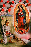 MEXICO, COLIMA, FESTIVALS Our Lady of Guadalupe, photographer