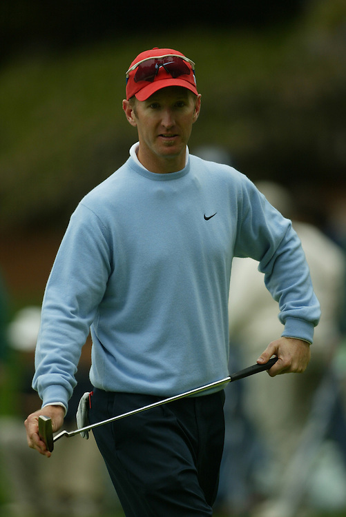 2003 Masters..Par 3 Contest..Augusta National GC..Augusta, GA..April 9 2003..Photograph by Darren Carroll