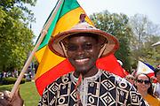 18897The International Street Fair  May 17th, 2008... Seydina Sene