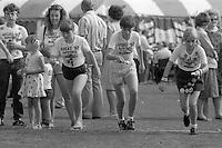 SOGAT Gala Day for Miners Children. 01/09/1984.