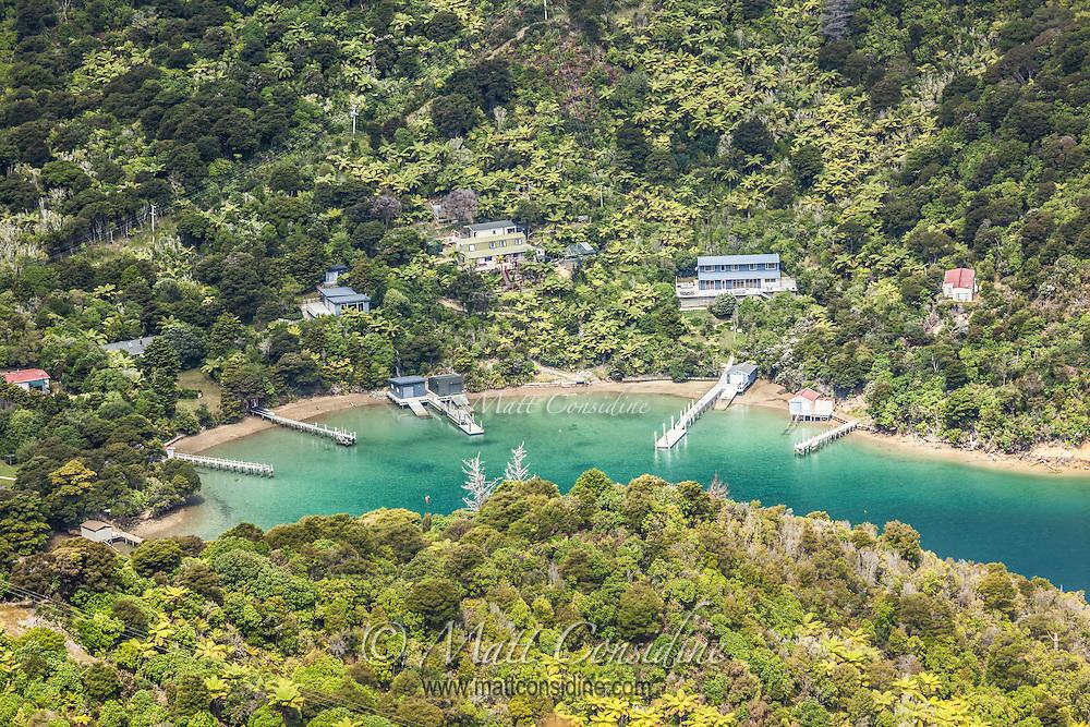 Nice little bay with houses on the hillside. (Photo by Travel Photographer Matt Considine)