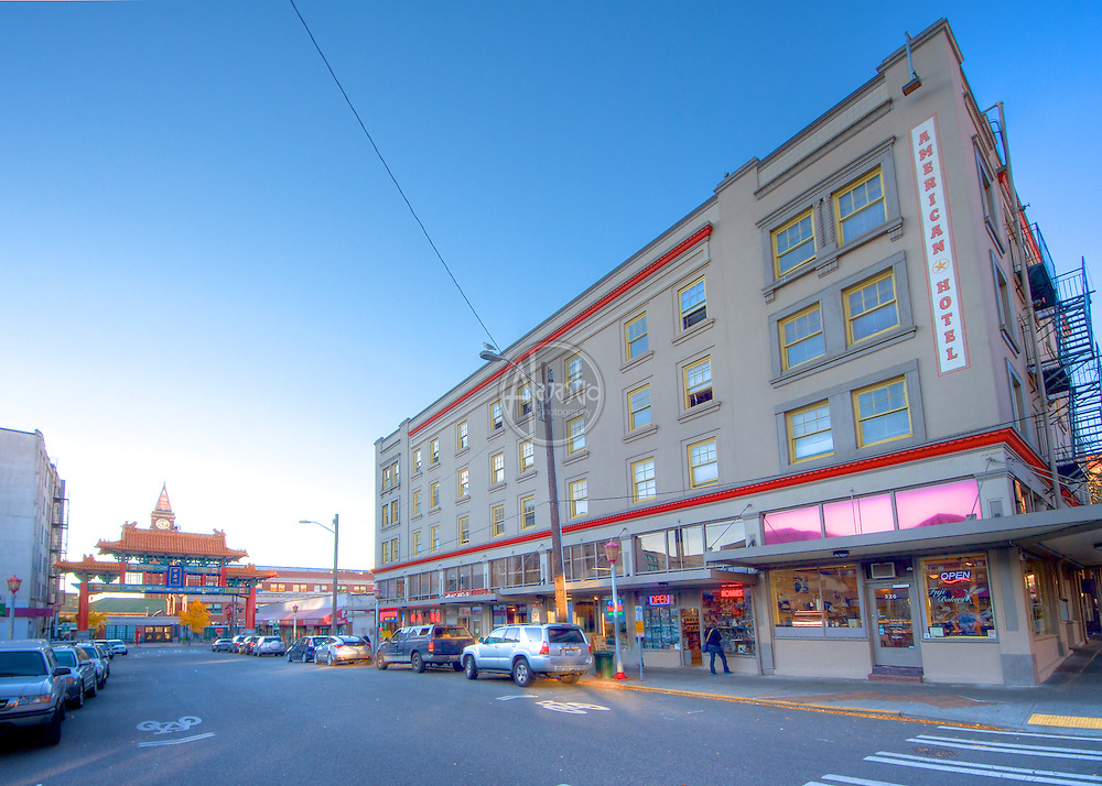American Hotel, Seattle Chinatown-International District