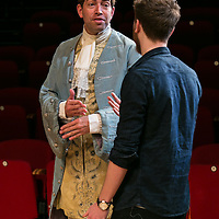 The Rehearsal by Jean Anouilh;<br /> Directed by Jeremy Sams;<br /> Edward Bennett (as Hero);<br /> Assistant Director;<br /> Minerva Theatre, Chichester;<br /> 13 May 2015.