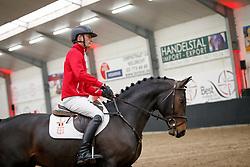 006, Pegase van't Ruytershof, De Winter Jeroen, BEL<br /> Hengstenkeuring BWP<br /> 3de phase - Hulsterlo - Meerdonk 2018<br /> © Hippo Foto - Dirk Caremans<br /> 15/03/2018